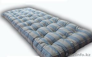 Кровати металлические двухьярусная, кровати для рабочих, кровати оптом - Изображение #4, Объявление #1352915