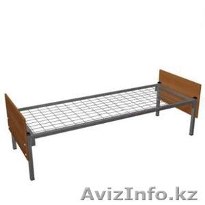 Двухъярусные металлические кровати, трёхъярусные металлические кровати, оптом - Изображение #3, Объявление #1415380