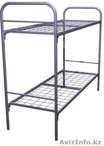 Двухъярусные металлические кровати, трёхъярусные металлические кровати, оптом - Изображение #1, Объявление #1415380