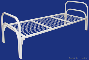 Двухъярусные металлические кровати, трёхъярусные металлические кровати, дёшево - Изображение #5, Объявление #1421170