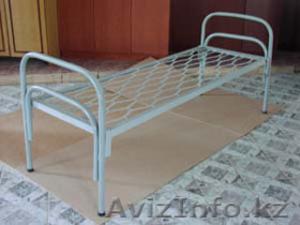 Двухъярусные металлические кровати, трёхъярусные металлические кровати, оптом - Изображение #4, Объявление #1415380