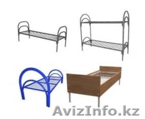 Двухъярусные металлические кровати, трёхъярусные металлические кровати, оптом - Изображение #5, Объявление #1415380