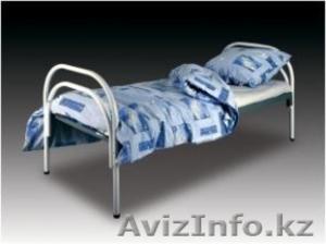 Двухъярусные металлические кровати, трёхъярусные металлические кровати, оптом - Изображение #9, Объявление #1415380