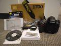 Brand New Nikon D700 DSLR камеры только корпус
