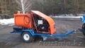 Швозаливщики прицепные,  дизельные и бензиновые